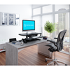 VersaDesk Power Pro | Best Electric Standing Desk Converter Solution