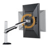 The OmniView Monitor Arm - Single | 360 Degree Monitor Rotation