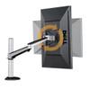 OmniView Monitor Arm 360 Degree Monitor Rotation