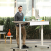 Optimize your Standing desk with an anti-fatigue mat from VersaDesk!