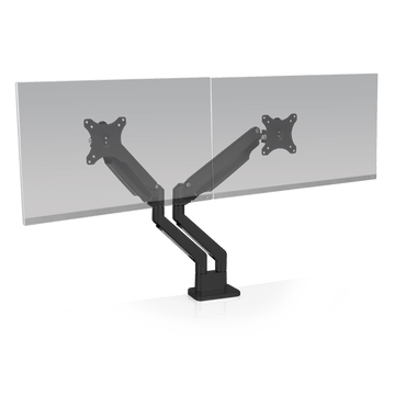 Versa Monitor Arm 2.0 Dual - Black