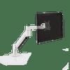 Versa Mac Monitor Arm - White - Front