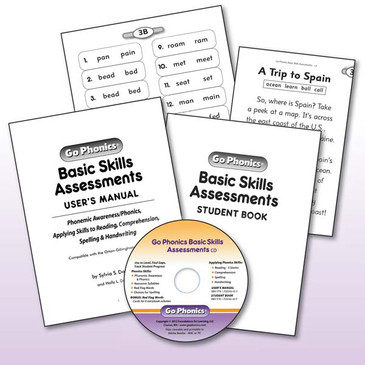 Go Phonics Basic Skills Assessments