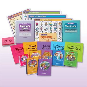 Go Phonics Home Basic Kit