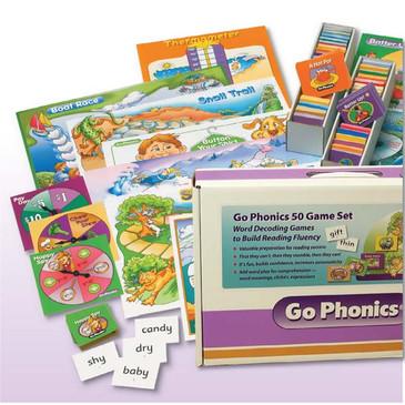 Go Phonics 50 Game Set b