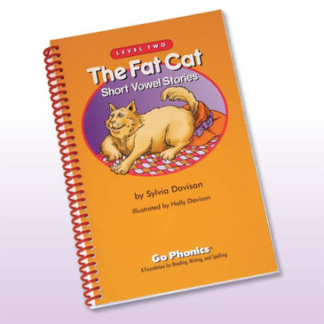 L2 The Fat Cat - Short Vowel Stories