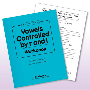 Workbook Lv4 Vowels Controlled consumable
