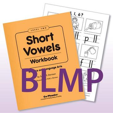 Workbook Lv2 Short Vowels BLMP