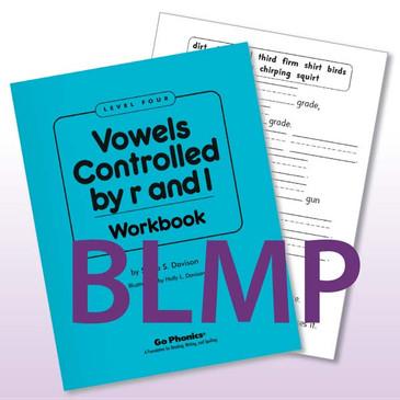 Workbook Lv4 Vowels Controlled BLMP