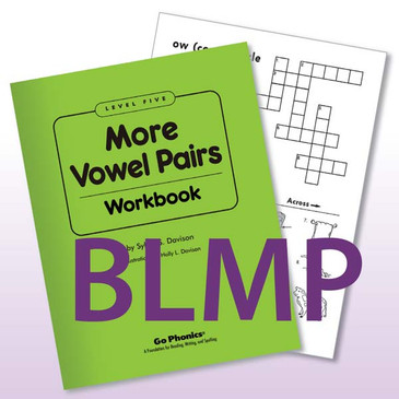 Workbook Lv5 More Vowel Pairs BLMP