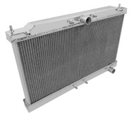 1995 96 97 98 Eagle Talon/ 1995-1999 Mitsubishi Eclipse 3 Row Core Aluminum Radiator