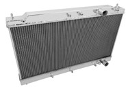 1990 91 92 93 94 Eagle Talon / Mitsubishi / Chrysler 3 Row Core Aluminum Radiator