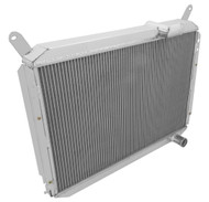1984 85 86 87 88 89 Nissan 300ZX Champion 2 Row Core Alum Radiator
