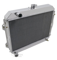 1975 76 77 78 79 Toyota Corolla Champion 3 Row Core Aluminum Radiator