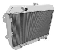 1975 76 77 78 Datsun / Nissan 280Z Champion 2 Row Core Aluminum Radiator
