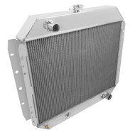 1968-1979 Ford F-Series / 1978-79 Bronco Chevy Conversion 3 Row Core Aluminum Radiator