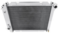 "1967 - 1973 Ford Champion 3 Row 22"" Wide Core Aluminum Radiator Click for Detailed Model List"