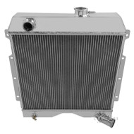 1954 55 56 57 58 59 60 61 62 63 64 Willys Truck and Wagon Champion 3 Row Core Aluminum Radiator