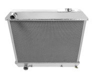 1960 61 62 63 64 65 Cadillac Champion 2 Row Core Aluminum Radiator