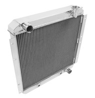 1958-1980 Toyota Land Cruiser Champion 3 Row Core Alum Radiator