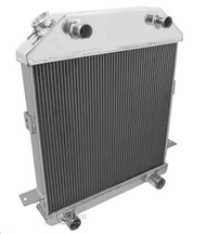 1939 1940 1941 Ford / Mercury Flathead Config Champion 3 Row Core Aluminum Radiator