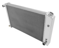 1970 1971 1972 1973 1974 1975 1976 1977 1978 1979 1980 1981 Pontiac Firebird Trans Am 4 Row Aluminum Radiator