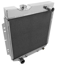 1960 - 1965 Ford Ranchero V8 Conversion 4 Row Radiator