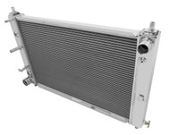 2000 2001 2002 -04 Ford Mustang 3 Row Aluminum Radiator