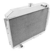 1971 1972 1973 1974 AMC Javelin 3 ROW Aluminum Radiator