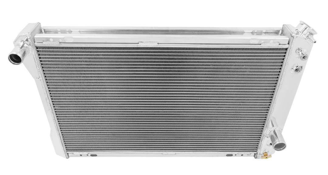 3 Rows Aluminum Radiator for Pontiac Fiero 1984-1988 84 1985 1986 1987 88