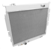 1989 1990 Ford F-Series Truck 3 Row Aluminum Radiator
