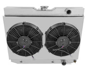 1959 60 61 62 Kingswood Champion Shroud + Fans (RADIATOR NOT INCLUDED)
