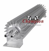 """Champion Cooling 15"""" Dual Pass External Transmission Cooler for Automatic"""