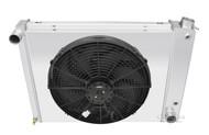 16 Inch Fan and Shroud Combo