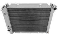 1971 1972 1973 FORD MUSTANG 4 Row All Aluminum Radiator
