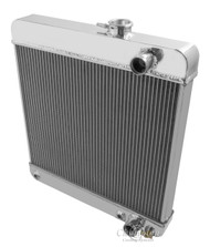 1964-65 Buick Skylark Champion 3 Row Core Aluminum Radiator