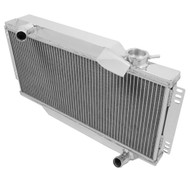 1964 65 66 67 68 69 70-80 TRIUMPH SPITFIRE Champion Cooling All Aluminum Radiator *FREE U.S SHIPPING*