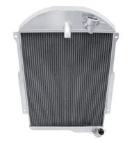 3 Row Performance Champion Radiator for 1939 Chevrolet Master 85 L6 Engine