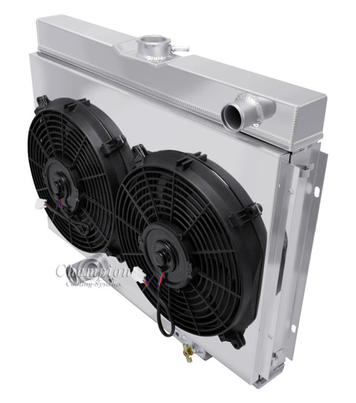 Turbo Series Fans for 2400 Total Cfm's