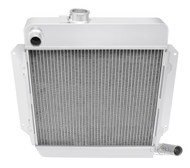 2 Row Performance Champion Radiator for 1969 - 1974 BMW 2002 tii L4 Engine