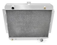 1980 1981 1982 1983 1984 1985 1986 1987 1988 1990 1991 Dodge D/W Series Truck and Ram Vans 4 Row All Aluminum Radiator