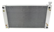 1988 89 90 91 92 93 94 95 Chevy C/K Series Truck Aluminum Radiator 17in x 28in Core