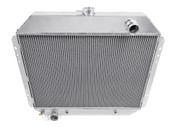 1957-1979 Ford F100 /F-Series 4 Row Champion All Aluminum Radiator