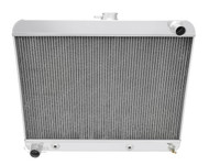 1963 64 65 Buick Riviera 3 Row All  Aluminum Radiator