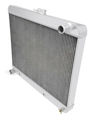 1963 64 65 Buick Riviera 2 Row All  Aluminum Radiator