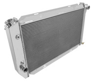 1972 73 74 75 76 77 78 79 Ford / Lincoln / Mercury Champion 4 Row Core Aluminum Radiator