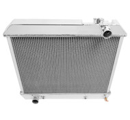 1960 61 62 63 64 Buick 4 Row Champion Aluminum Radiator