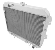 1981 1982 1983 NISSAN 280ZX Champion 2 Row Radiator