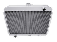1967-1974 American Motors Champion 3 Row Core All Aluminum Radiator