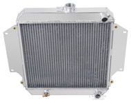 2 Row Performance Champion Radiator for 1986 1987 1988 Suzuki Samurai L4 Engine